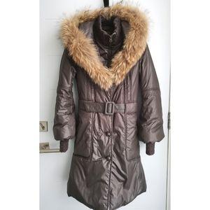 Winter Mackage coat